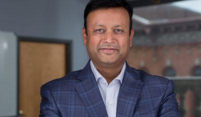 Headshot of Vikash Agrawal