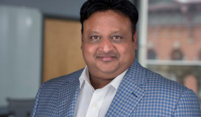 Headshot of Vikram Agrawal